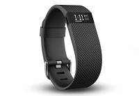 Fitbit Wristband CHARGE HR, Black, L, FB405BKL-EU - 11